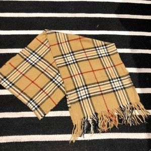 Softer Than Cashmere Plaid Scarf